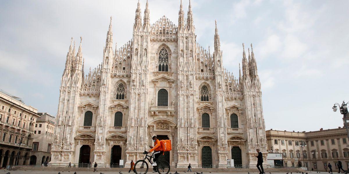 Italy shuts down 4 regions as Europe tries lighter lockdowns