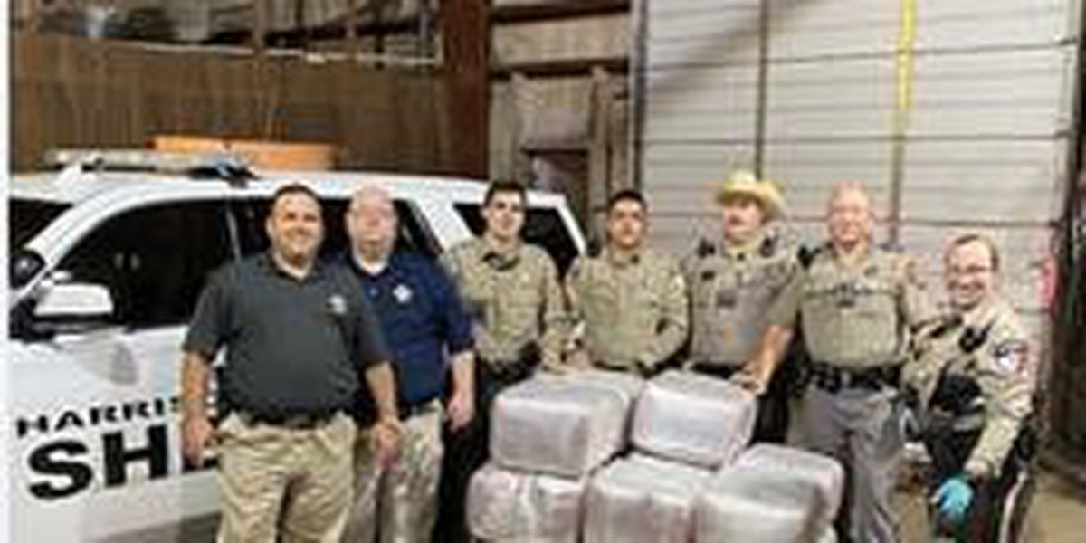 400 pounds of marijuana discovered during ETX traffic stop