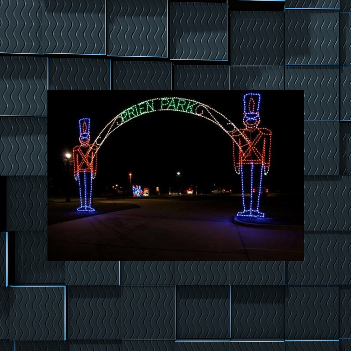 CPPJ announces annual Christmas display at Prien Lake Park