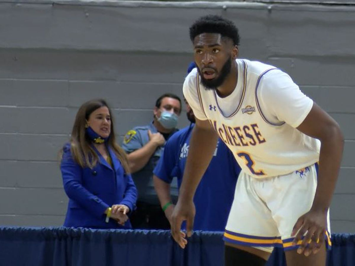 Feazell's 22 points lead McNeese to 95-91 win over Southeastern