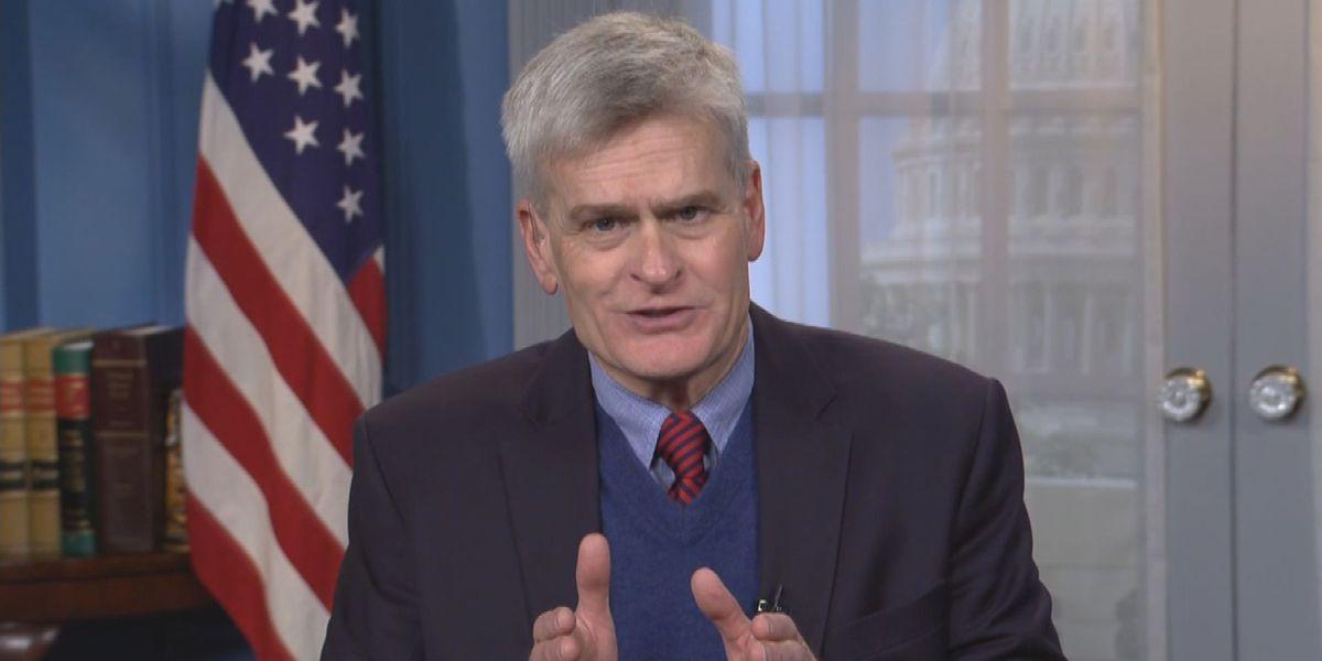 Sen. Bill Cassidy recovers from coronavirus