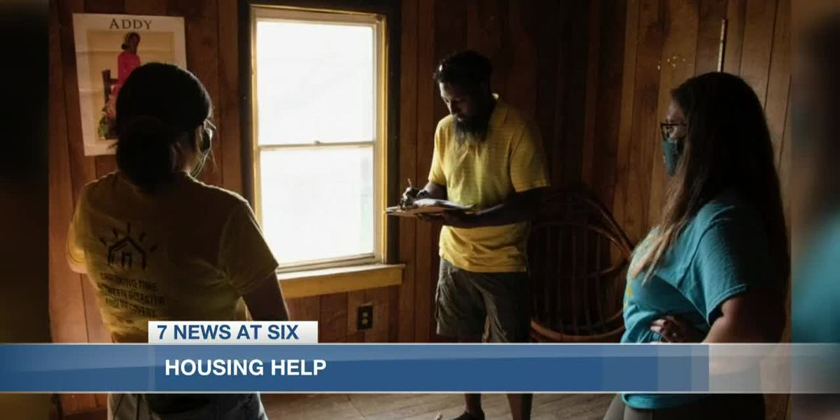 Project Rebuilds helps repair homes for those in need