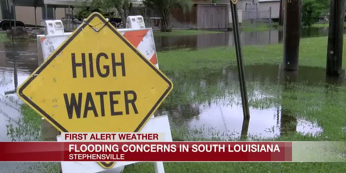 St. Martin Parish declares state of emergency for high waters