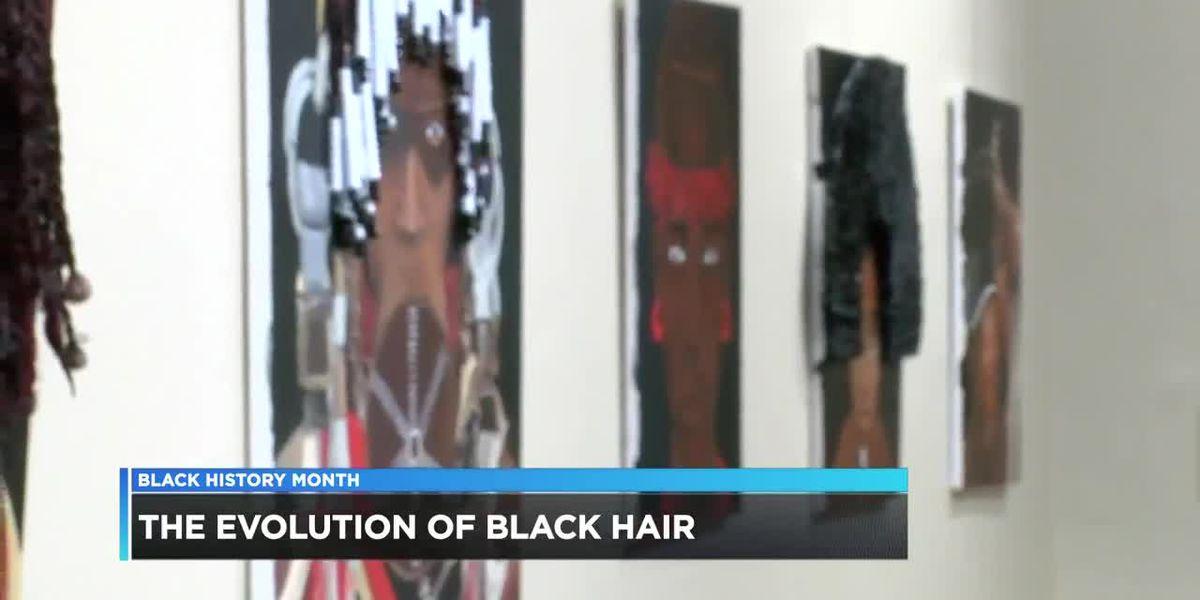 BLACK HISTORY MONTH: Evolution of Black Hair