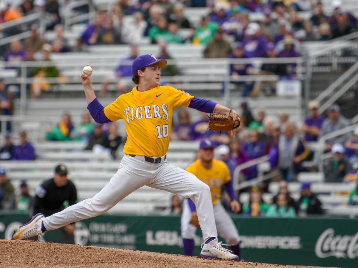 LSU Baseball: March 25 National Polls