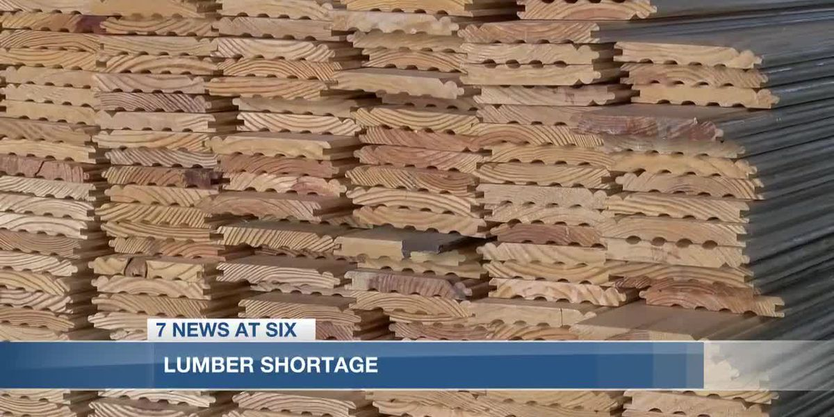 Price of lumber skyrockets