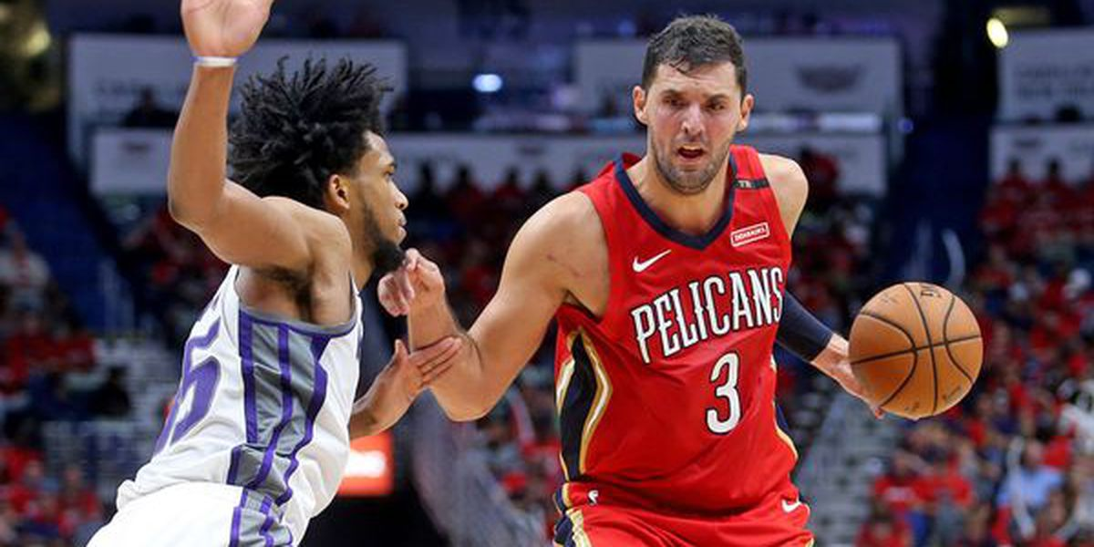 Pelicans trade Nikola Mirotic to the Bucks