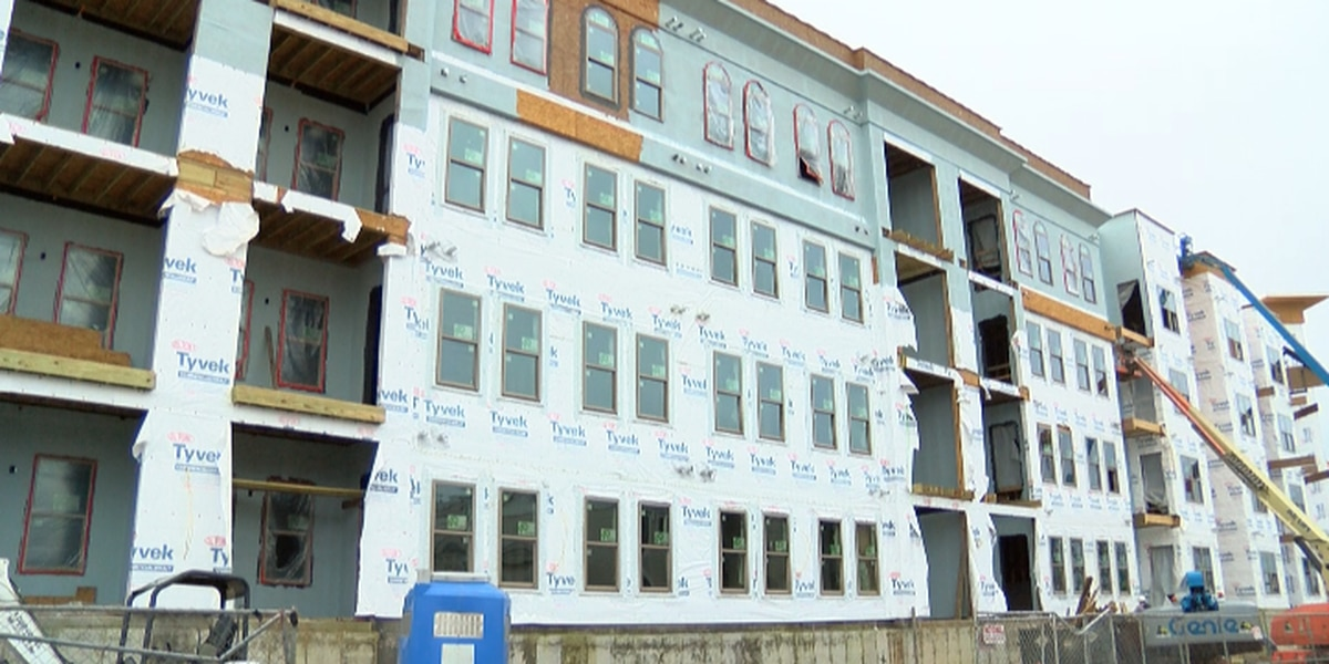 Erdace Apartments move opening date to summer