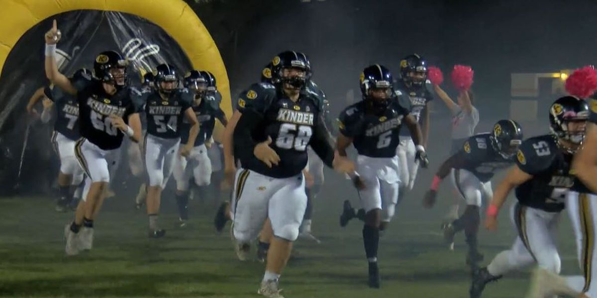 TDL: Two-A-Days - Kinder Yellow Jackets