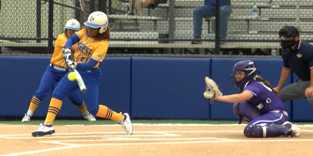Cowgirls defeat ACU 7-0 in series opener
