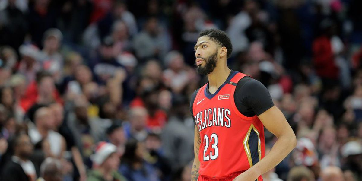 Pelicans losing streak moves to five games