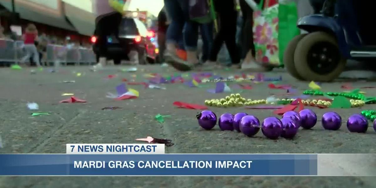 Mardi Gras cancellation impacts local businesses, organizations