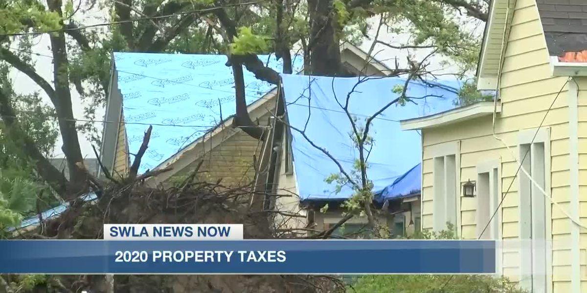 Calcasieu Parish tax due date delayed due to hurricanes