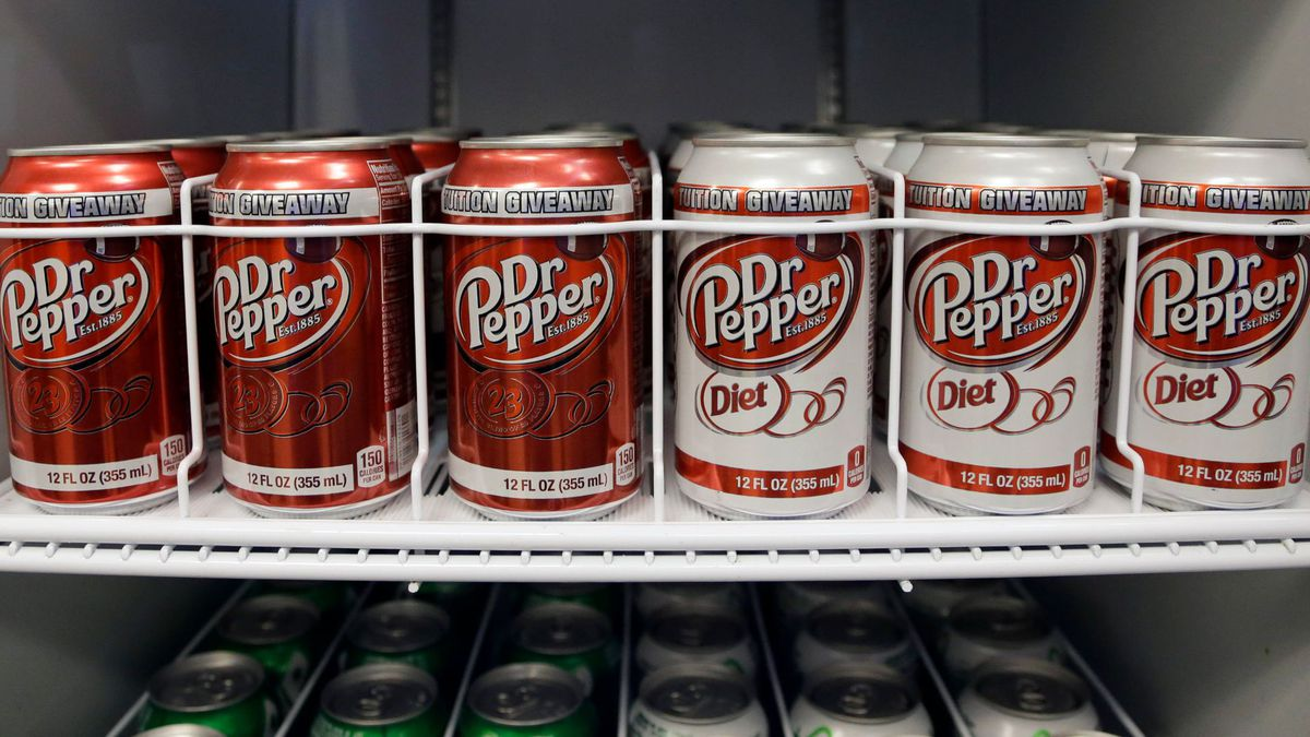 Dr Pepper trying to address soda shortage at grocery stores