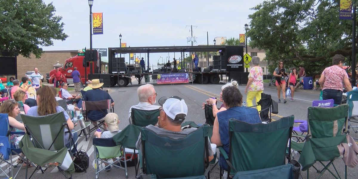 21st annual Downtown at Sundown series kicks off