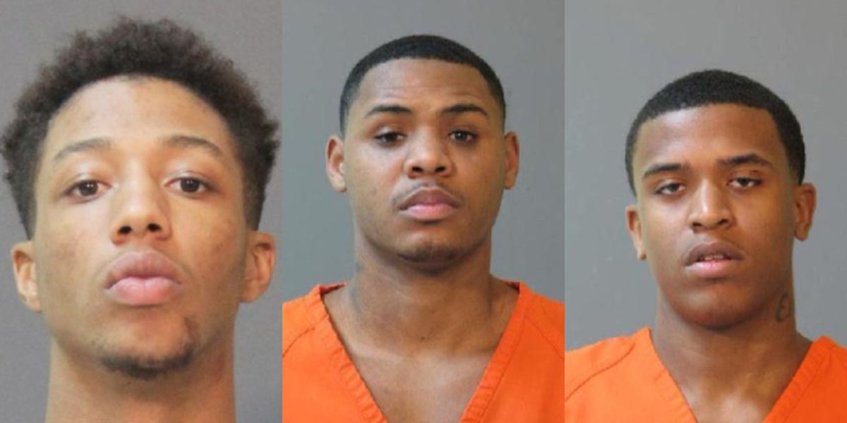 Three Lake Charles men arrested after high-speed chase