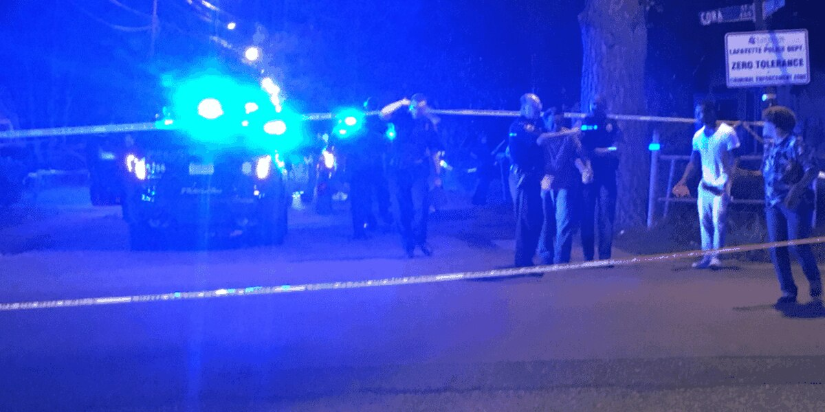 19-year-old identified in officer-involved shooting in Lafayette