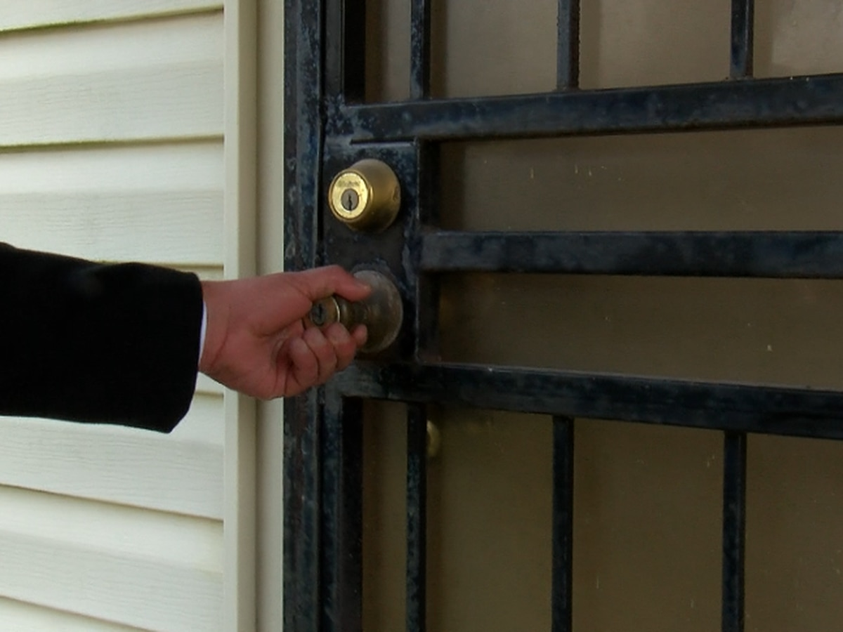 Lake Charles Police offering Safe & Secure Program for burglary prevention