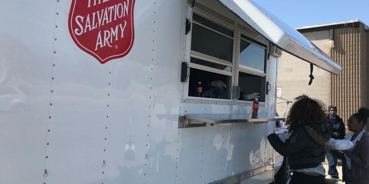 Hometown Heroes - Salvation Army volunteers