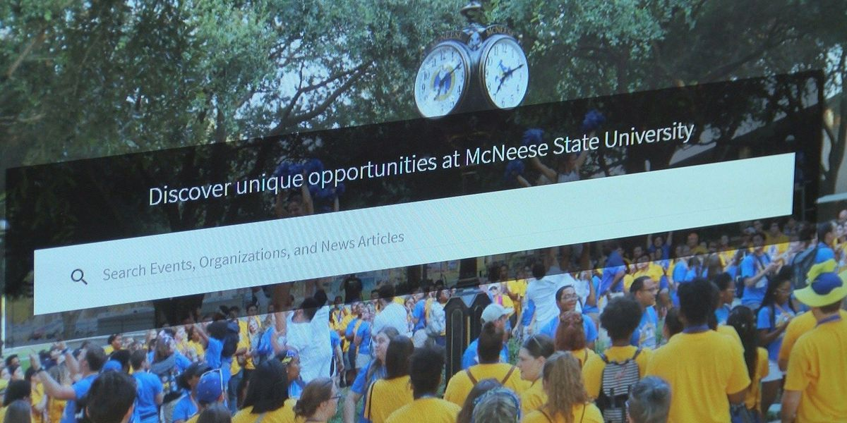 McNeese brings new technology with the new year