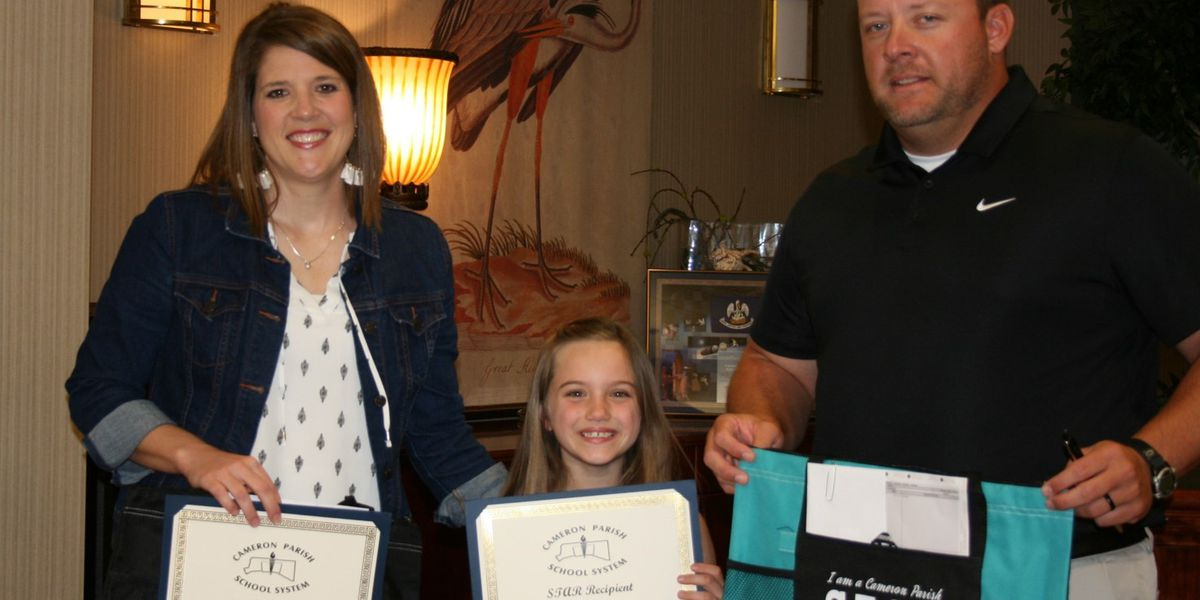 Cameron Parish School Board implements program to reward kindness