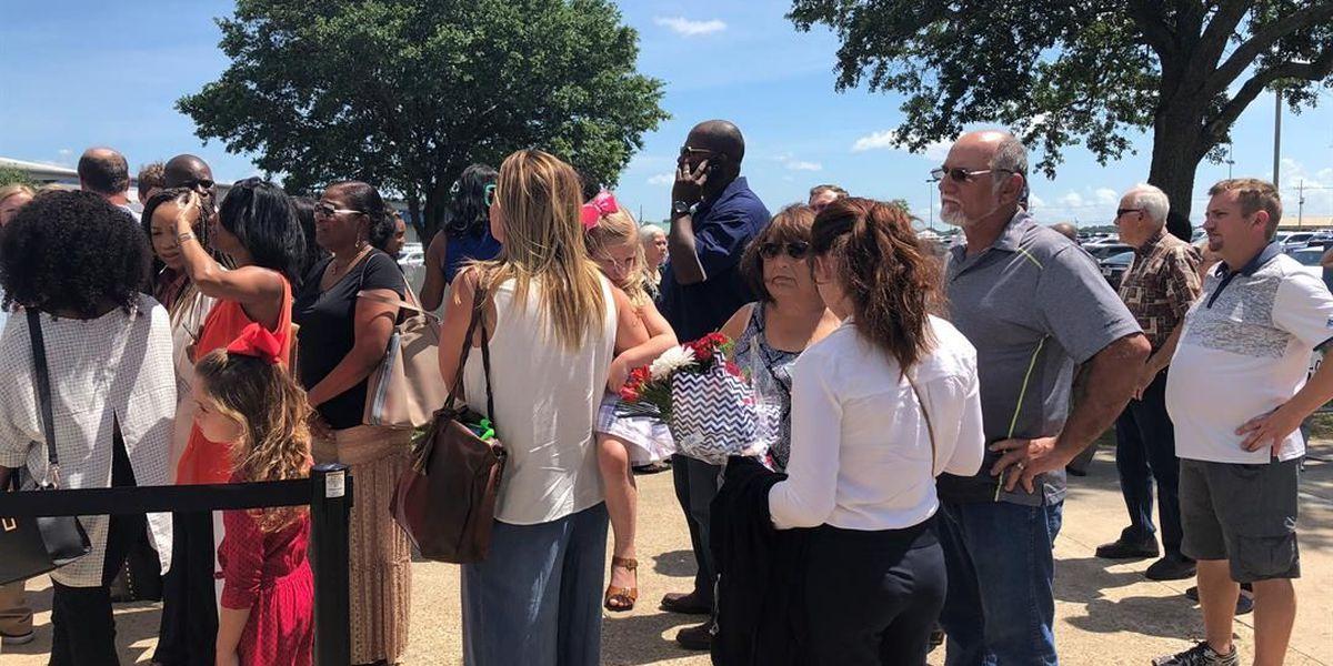Graduation Chaos: Dozens locked out at Barbe High School Graduation