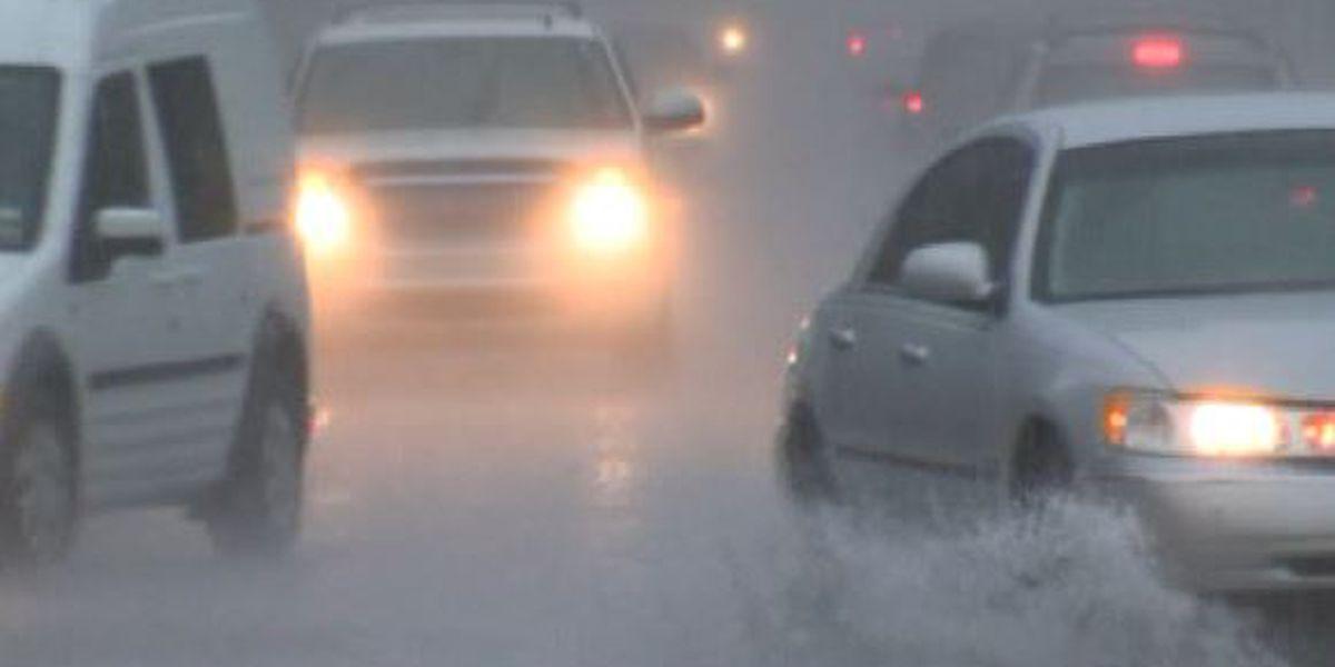 Lake Charles mayor gives progress report on drainage