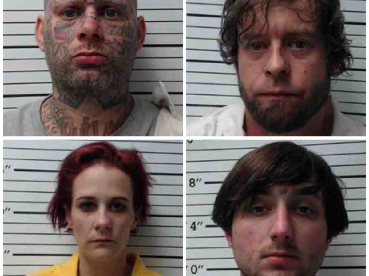 Four arrested in alleged connection with drug bust in Kinder