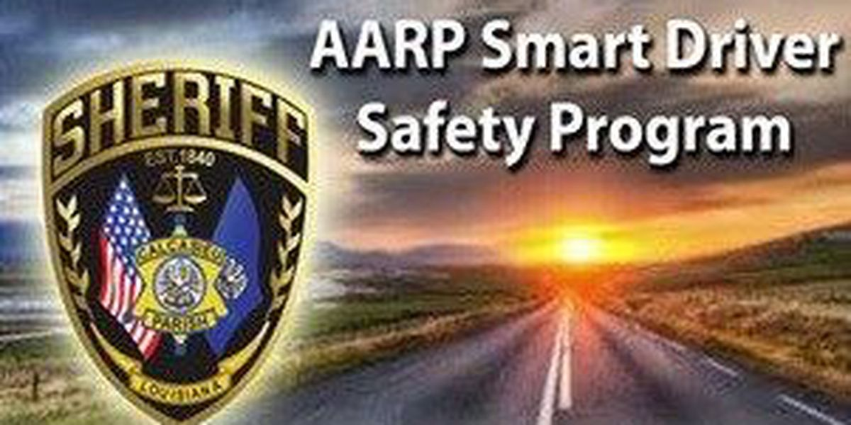 Sheriff's Office to host AARP Smart Driver safety program