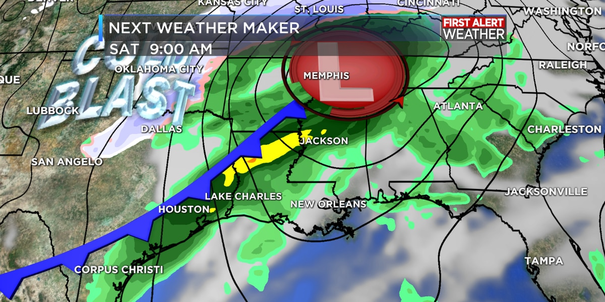 FIRST ALERT FORECAST: Morning clouds and fog give way to sunshine and warmer afternoon