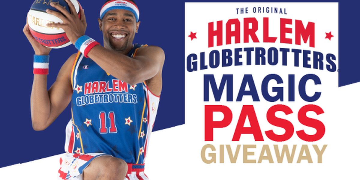 Harlem Globetrotters Magic Pass Giveaway