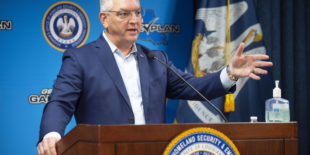 Gov. Edwards issues stern warning about rise of COVID-19 in La.