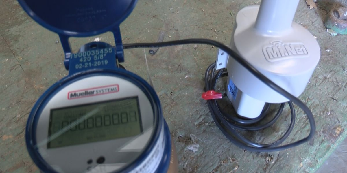 Jennings to roll out 'smart' water meter system, hopes to prevent future water bill overcharges