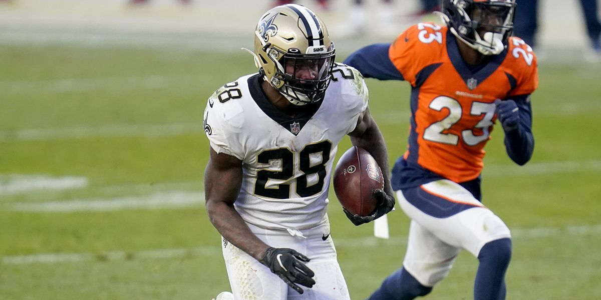 Saints blow out Broncos, 31-3, for 8th straight win