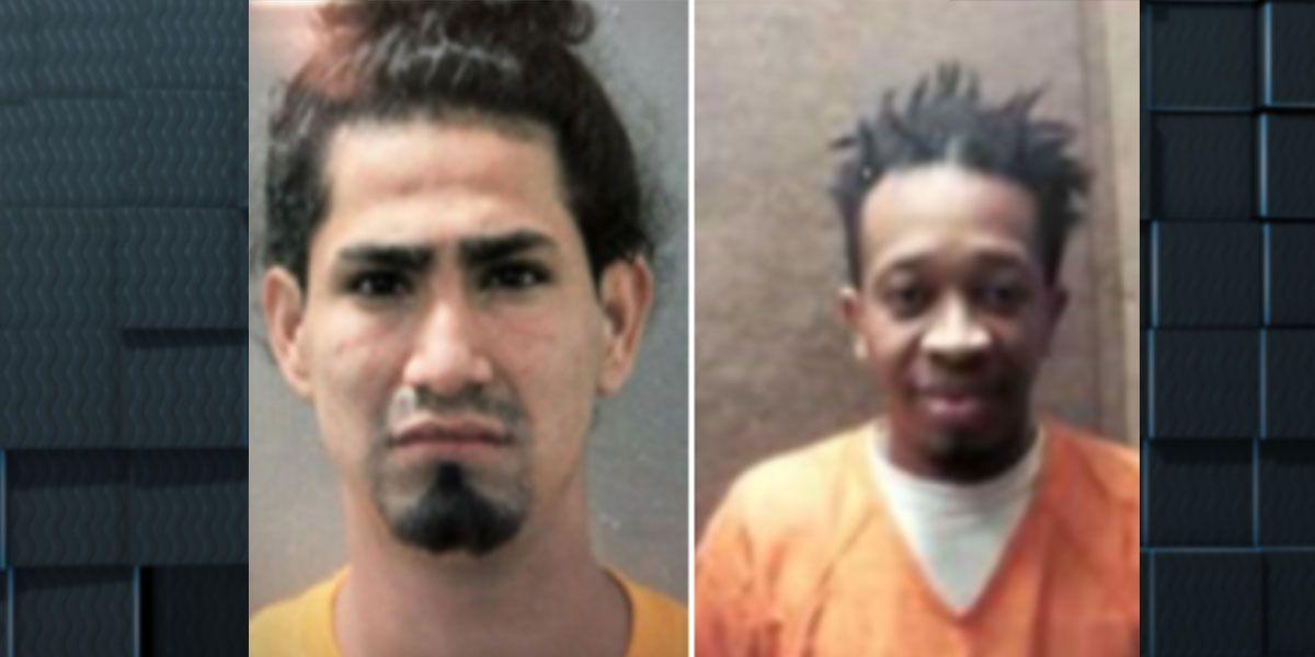 Evangeline Parish Sheriff's Office: Fugitives captured in