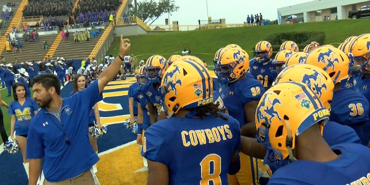 McNeese looks to remain undefeated in Southland Conference play against ACU