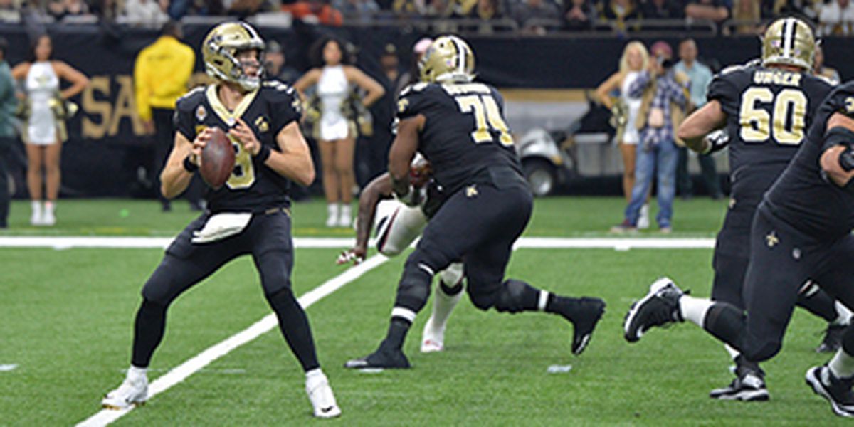 Saints offensive line one of the keys to the Black and Gold's success in 2018