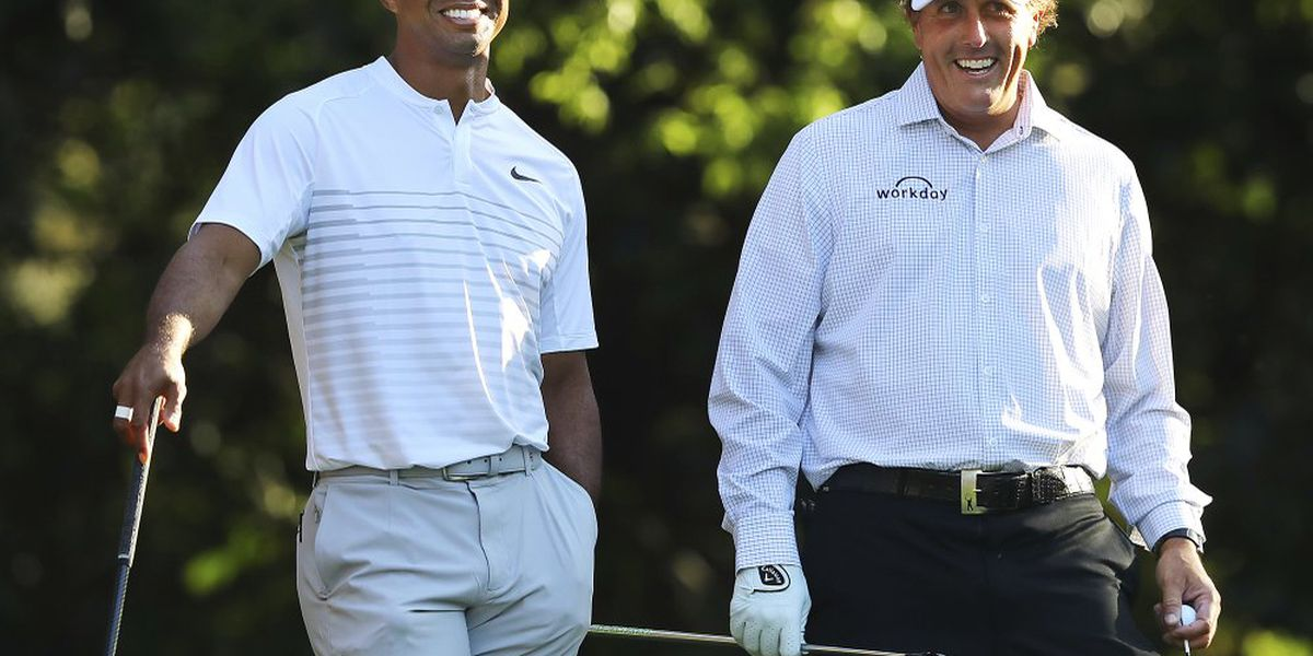 Out of the Woods: Tiger emerges for TV match with Lefty, QBs