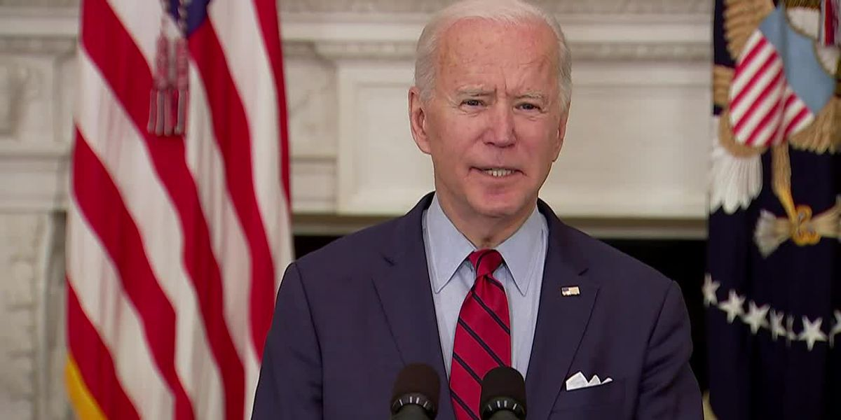Biden calls for ban on assault weapons, closing background checks loophole