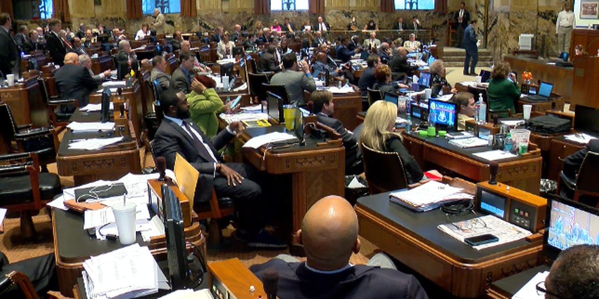 Regular legislative session begins today
