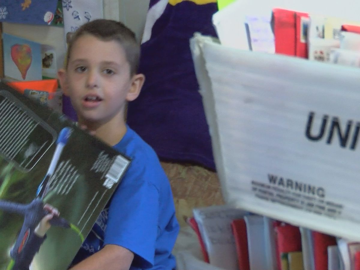 8-year-old's request for 190 cards grows by the thousands