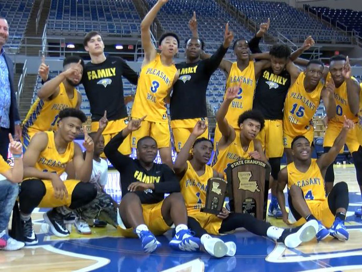 MARSH MADNESS: Alexandria, Port Allen and Pleasant Hill win state titles on championship Friday
