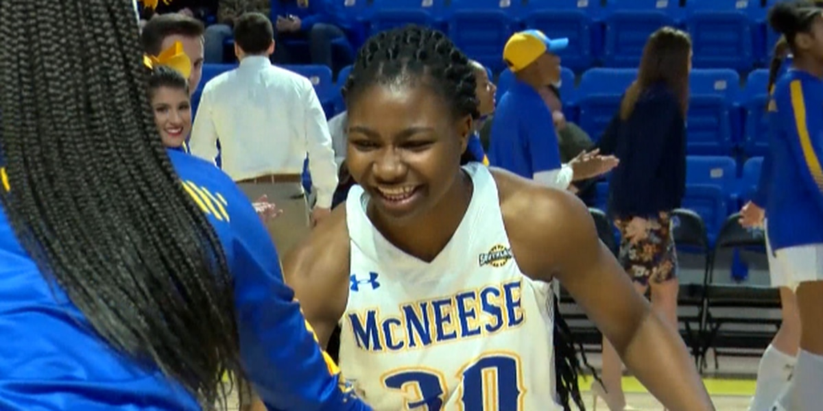 Cowgirls host SFA in Play 4 Kay game