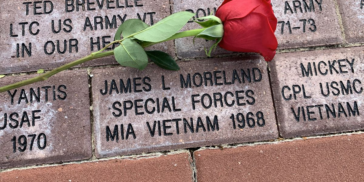 Soldier remembered with a memorial brick in every state