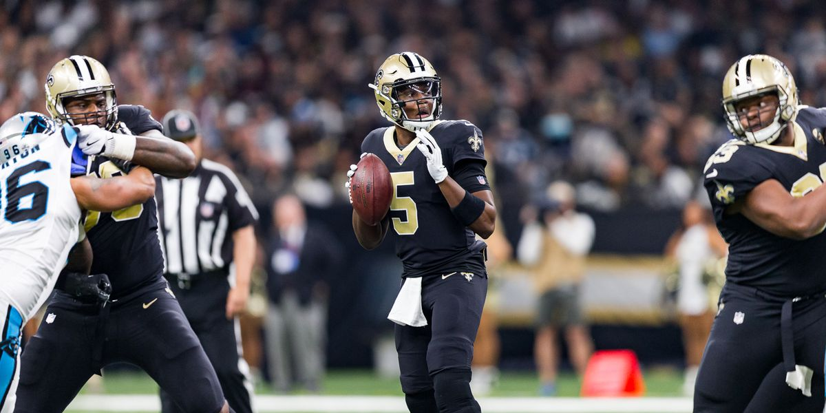 Report: Backup QB Teddy Bridgewater returning to Saints