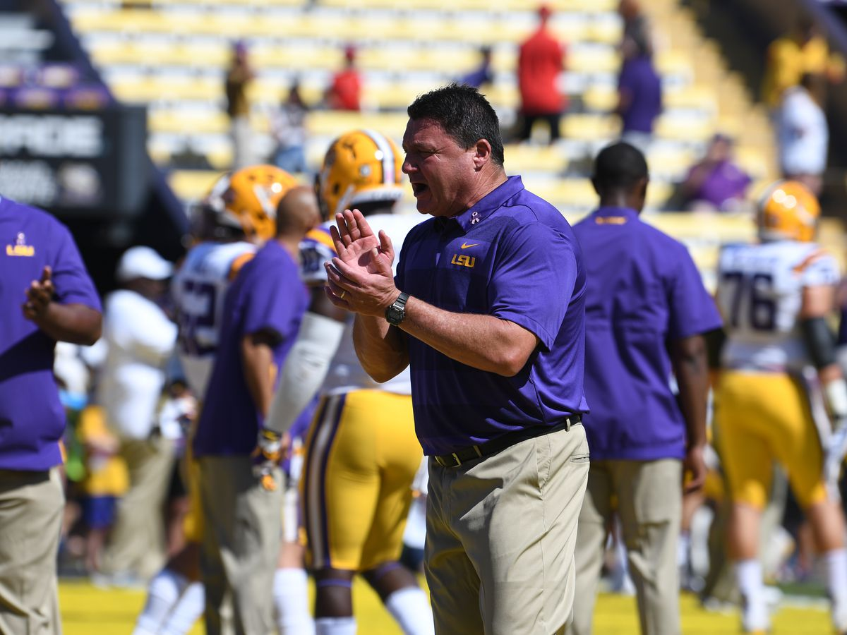 LSU finishes strong with top five recruiting class of 2019