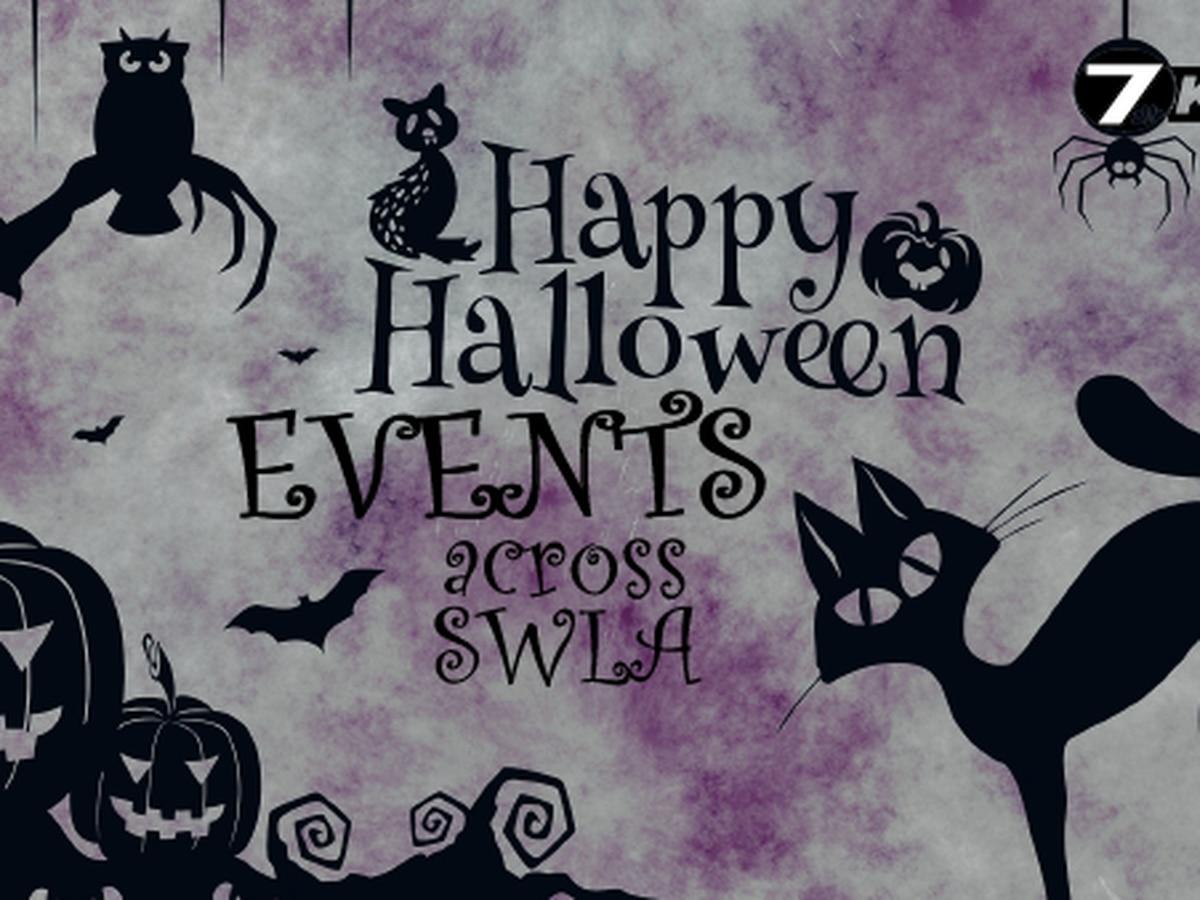 Southwest Louisiana Halloween events