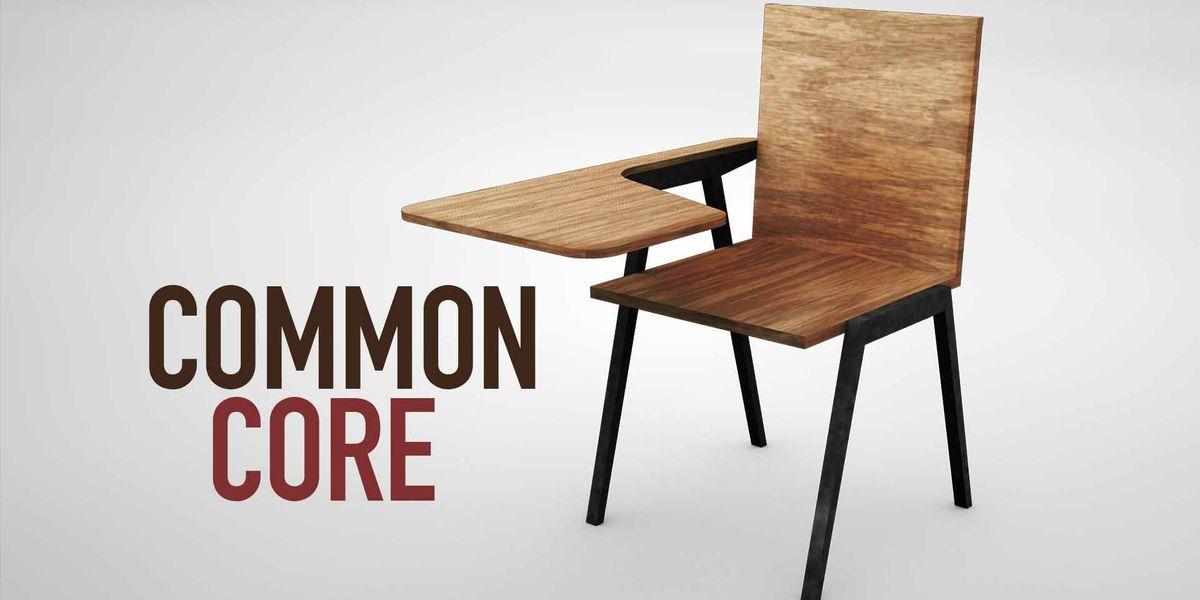 Dislike for the phrase 'Common Core'