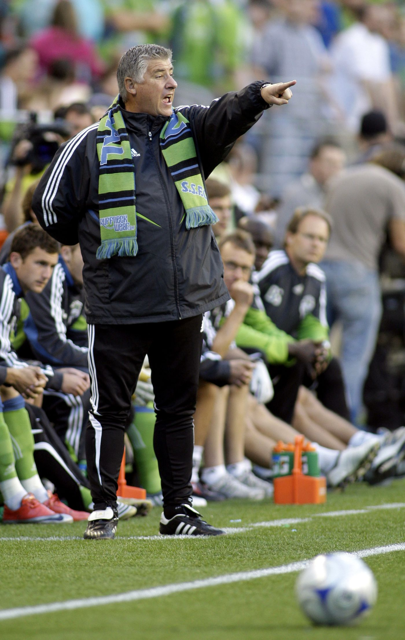Seattle25 30: Sigi Schmid, Winningest MLS Coach, Dies At 65