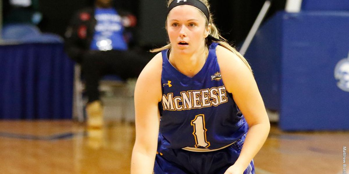 Cowgirls pick up first SLC win at Nicholls, 69-68